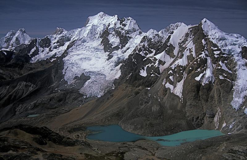 """Torquise Splender"" - Peru"