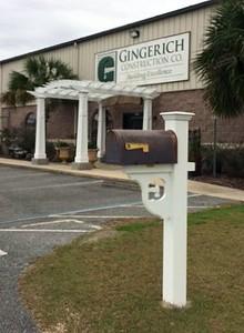 Wildwood FL - Custom Mailpost
