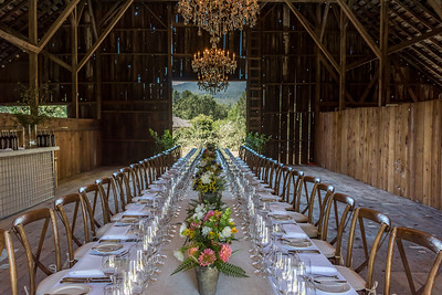 Vintner's Luncheon at The Ink House Hosted by Castellucci Napa Valley