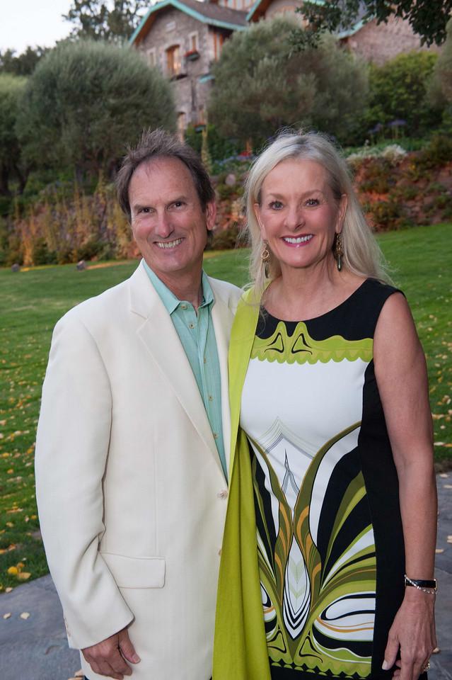 Larry Maguire, Beth Nickel