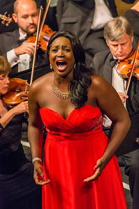 Porgy and Bess in concert starring Angel Blue and Lester Lynch