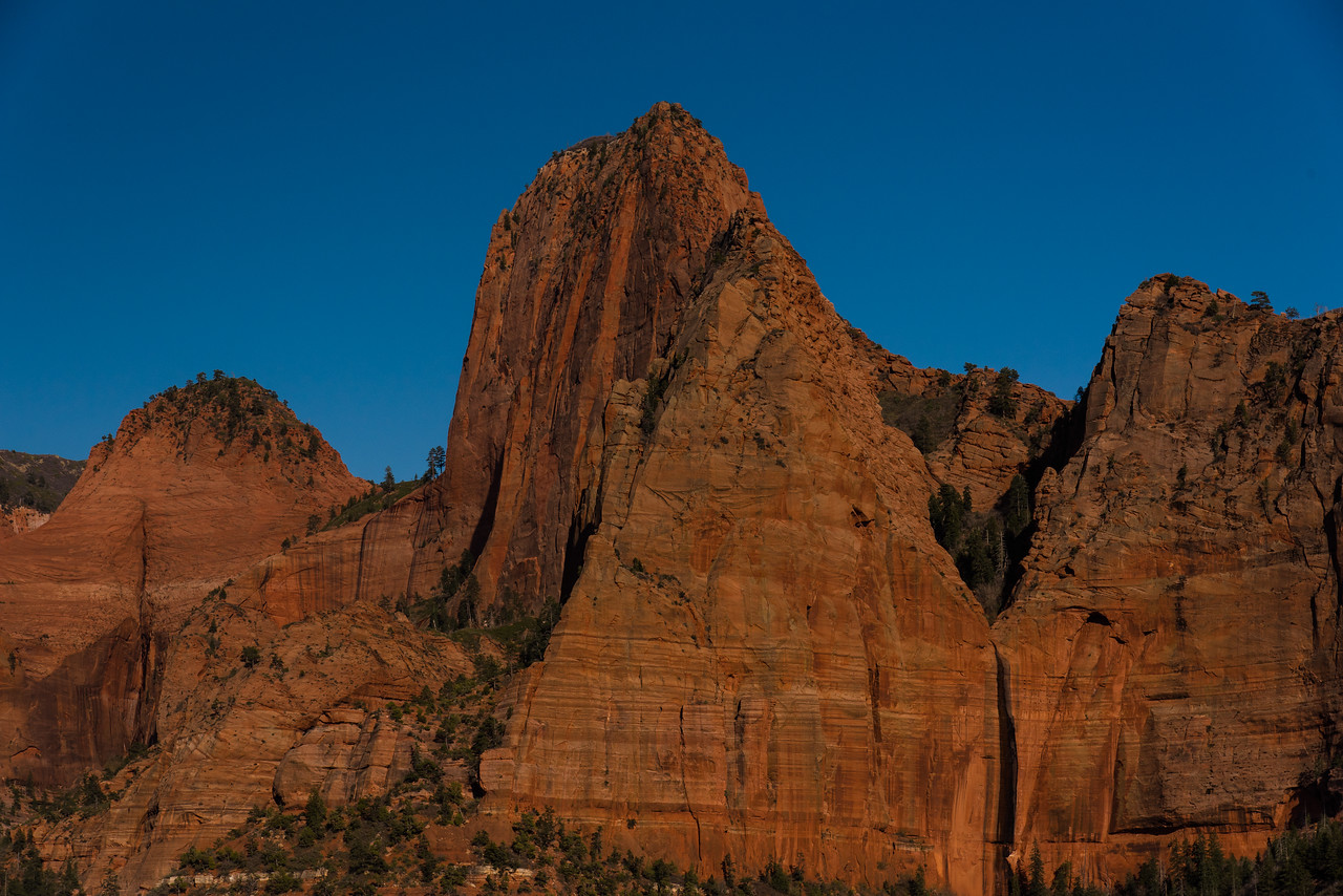 Timber Top Mountain, Kolob Canyon, Utah