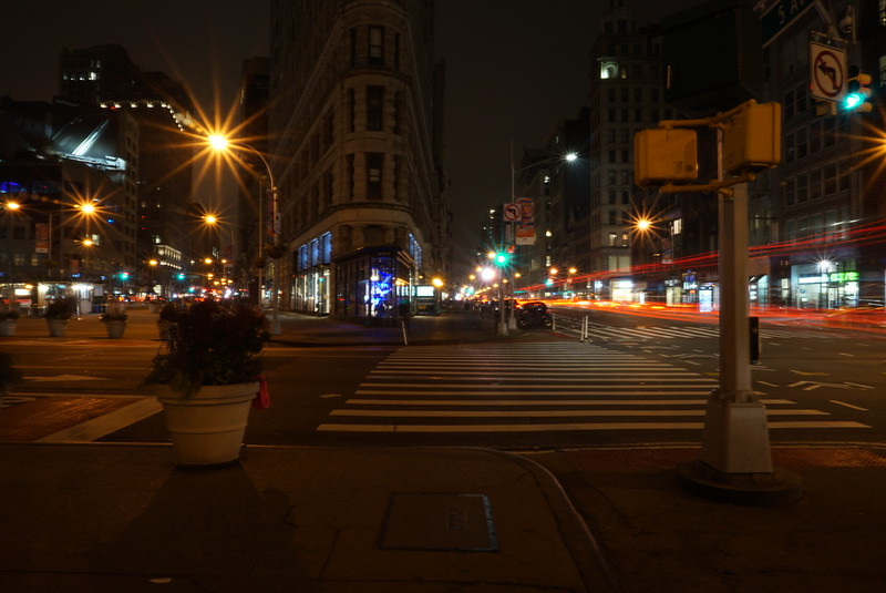 Traffic Lights, Union Square, New York City