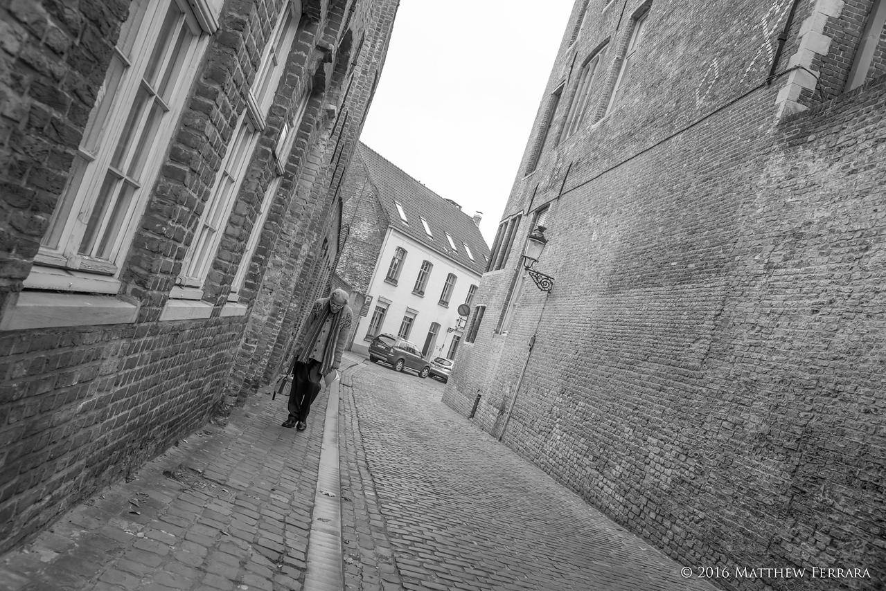Time Lines, Brugge, Belgium