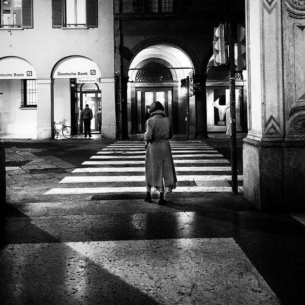 Dare to Cross, Bologna, Italy