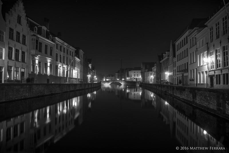 Still Canals, Brugge, Belgium