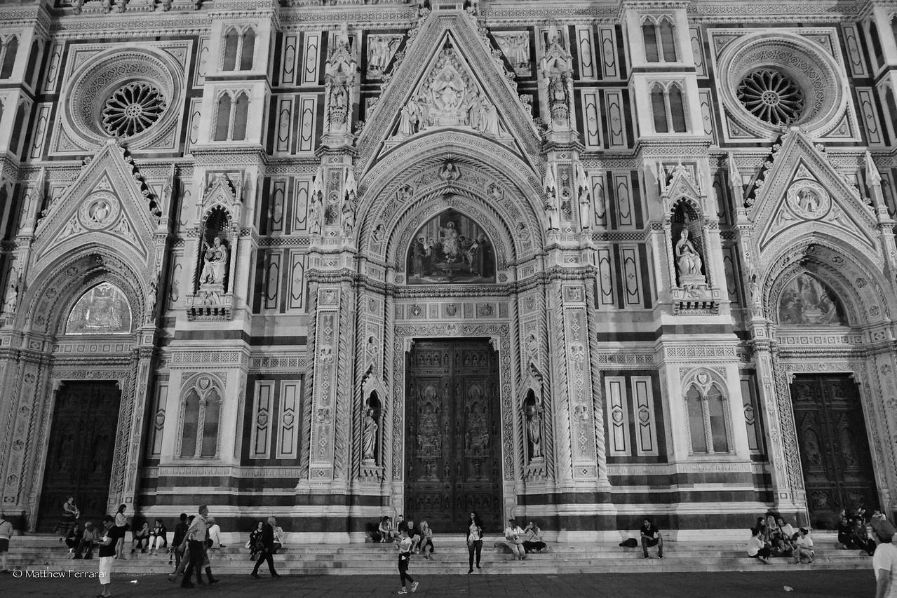 Santa Maria del Fiore, Florence, Italy