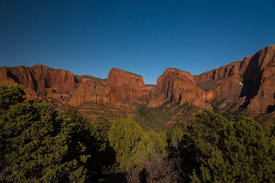 Naught Mesa, Kolob Canyon, Utah