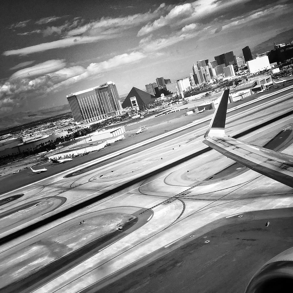 Takeoff, Las Vegas
