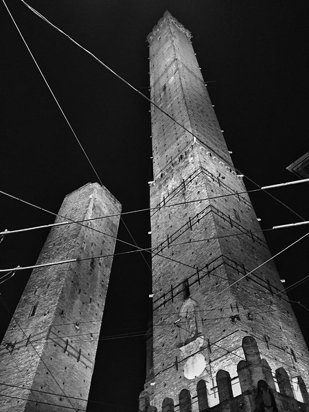 The Two Towers, Bologna, Italy