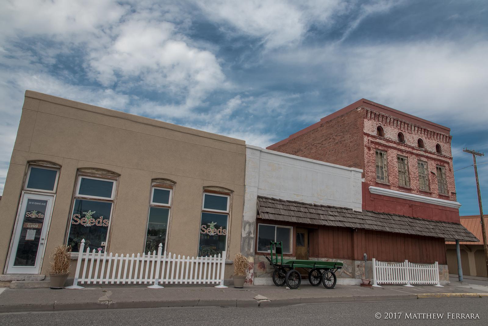 Once-Town, Idaho