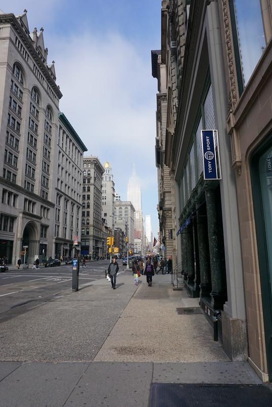 Peekaboo Skyscraper