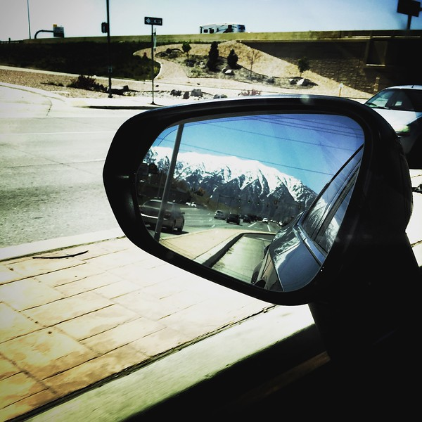 Leaving Utah
