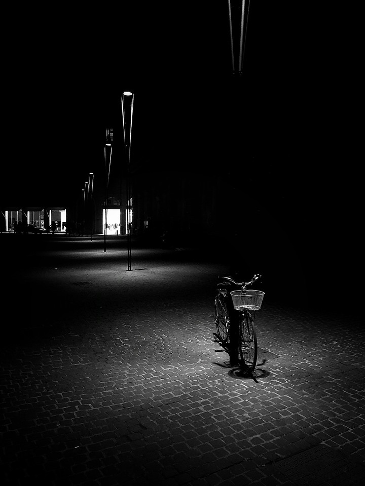 Bicycle Noir, Bologna, Italy