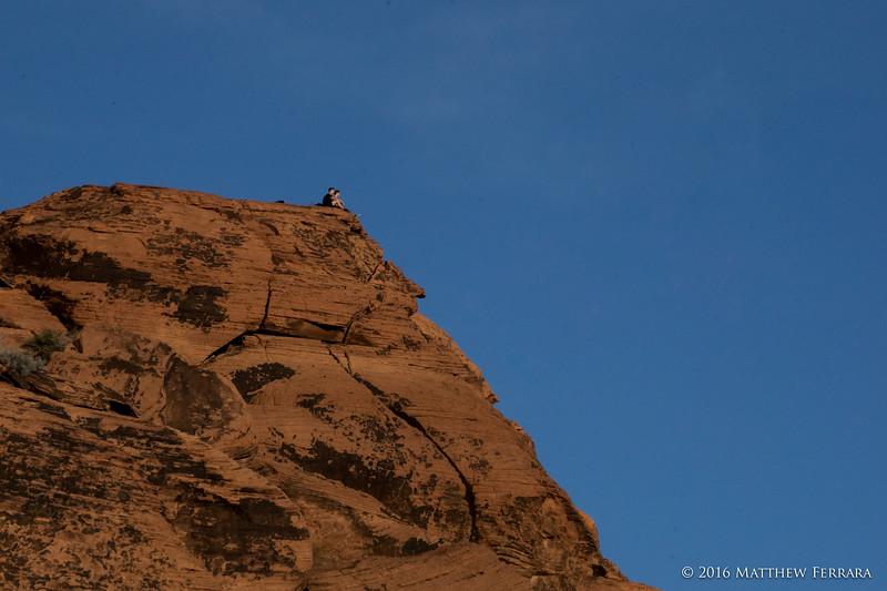 Peak Seats, Red Rock Canyon, Las Vegas, Nevada