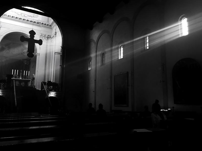 Light and Dark, Santo Stefano, Bologna, Italy