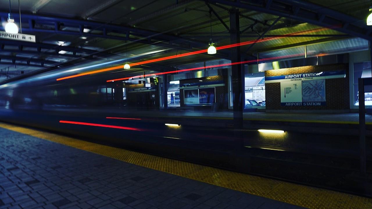 Boston Airport Station