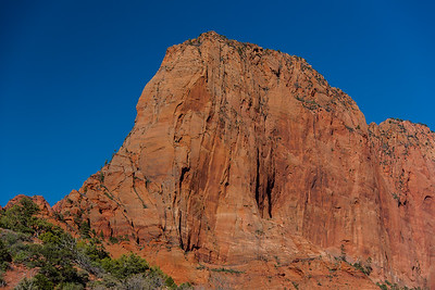Horse Ranch Mountain, Kolob Canyon, Utah