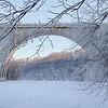 Veterans Memorial Bridge Arch - 2014