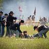 GCV&M Civil War Rrenactment Injury - 2015