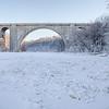 Veterans Memorial Bridge Winter - 2014