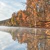 Hemlock Lake Sunrise - 2009