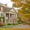 George Eastman Museum Front Portico, Fall - 2010