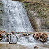 Stony Brook Water Fall - 2014