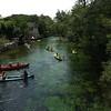 Kayak on the Sorgue