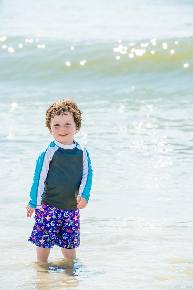 Sam at Beach-6901