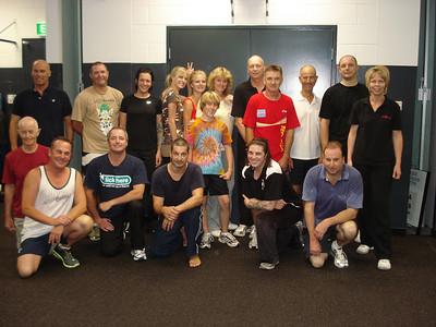 Training to save your life! October 2010 Sunshine Coast