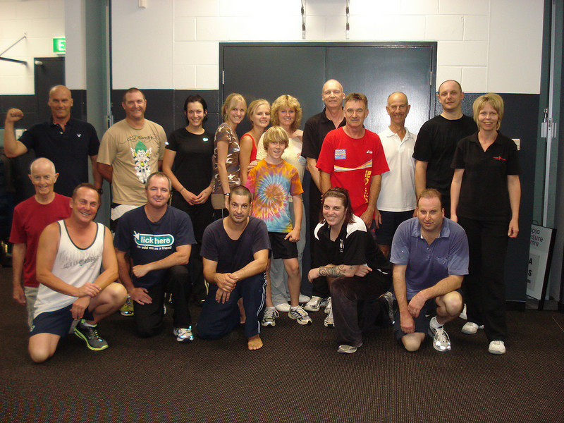 Last SD Course of 2010. A fantastic group of students including boxers, MMA and my Combat Karate students. Looking forward to next year 2011 and more courses and training programs!