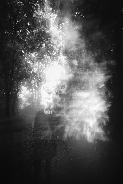 Walk Through Rain VI (Tranquility)
