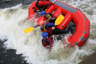 White Water Rafting photos taken at The National Watersports Centre, Nottingham. Photos taken by Wilkinson Photography