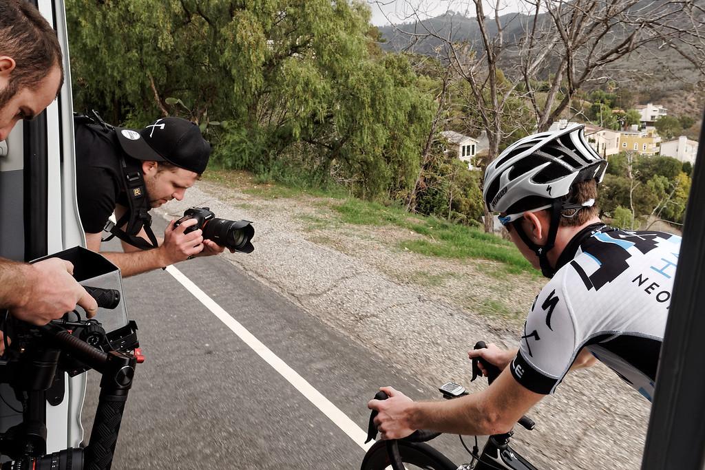 Davey Wilson shots Logan Owen by Keith Shuley