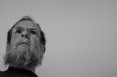 Self-portrait as Steve Jobs