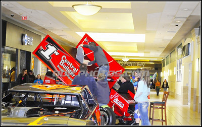 Selinsgrove Mall Race Car Show 2014