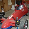 Albatros one off formula vee, 1978, most of body is aluminium