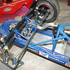 Rollbar and dash hoop was updated 1991.