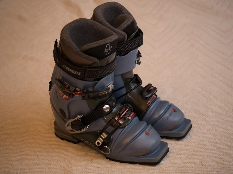 Crispi CxP Performance Lady telemarkstøvler (39)