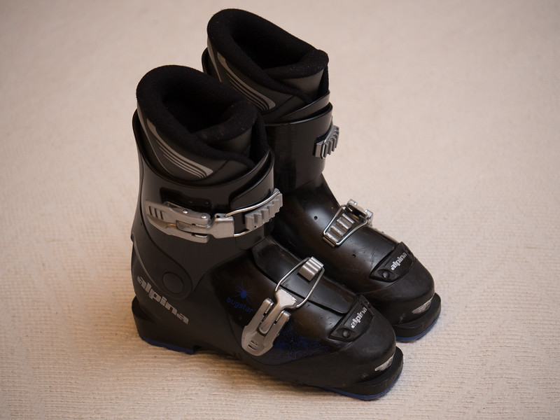 Alpina Bugstar skistøvler