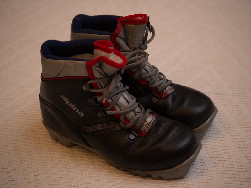Alpina langrennsstøvel (32)