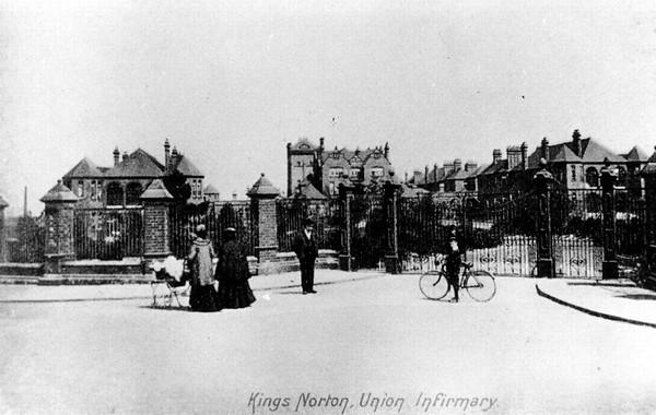 Kings Norton Union Infirmary.
