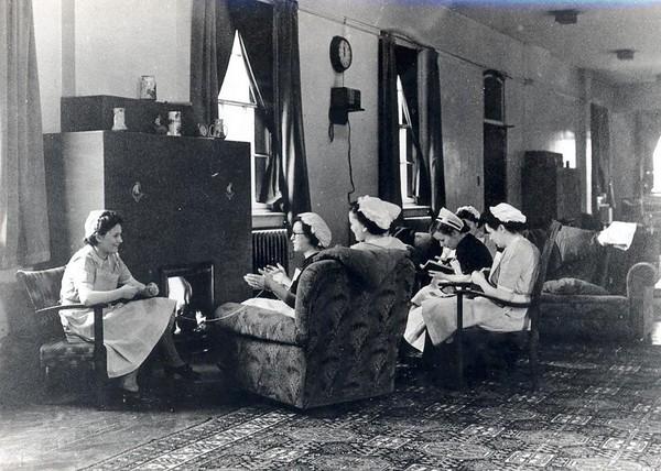 Nurses quarters
