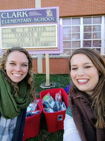 Selma School Uniform/Hygiene Kit Drive 2017