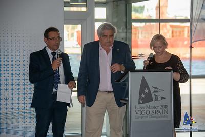 Laser Master 2018 VIGO SPAIN European Championship