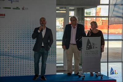 Vigo Vigo A LAXE A LAXE y rediviv ecoembes BROKERS SOLPE MAA EurlLCA EuriLCA . . ... . . .. .. .. Laser Master 2018 VIGO SPAIN European Championship