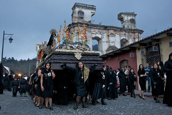 Semana Santa Antigua 2008