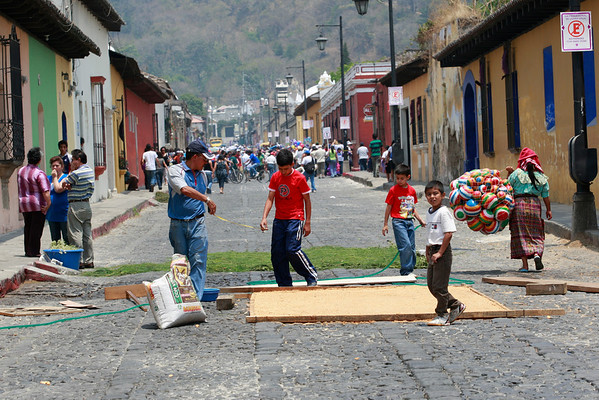 Semana Santa Antigua 2009