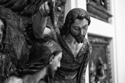 Museo de Bellas Artes - Semana Santa - Seville 2014